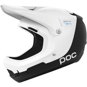 POC Coron Air Carbon Spin Helmet hydrogen white/uranium black
